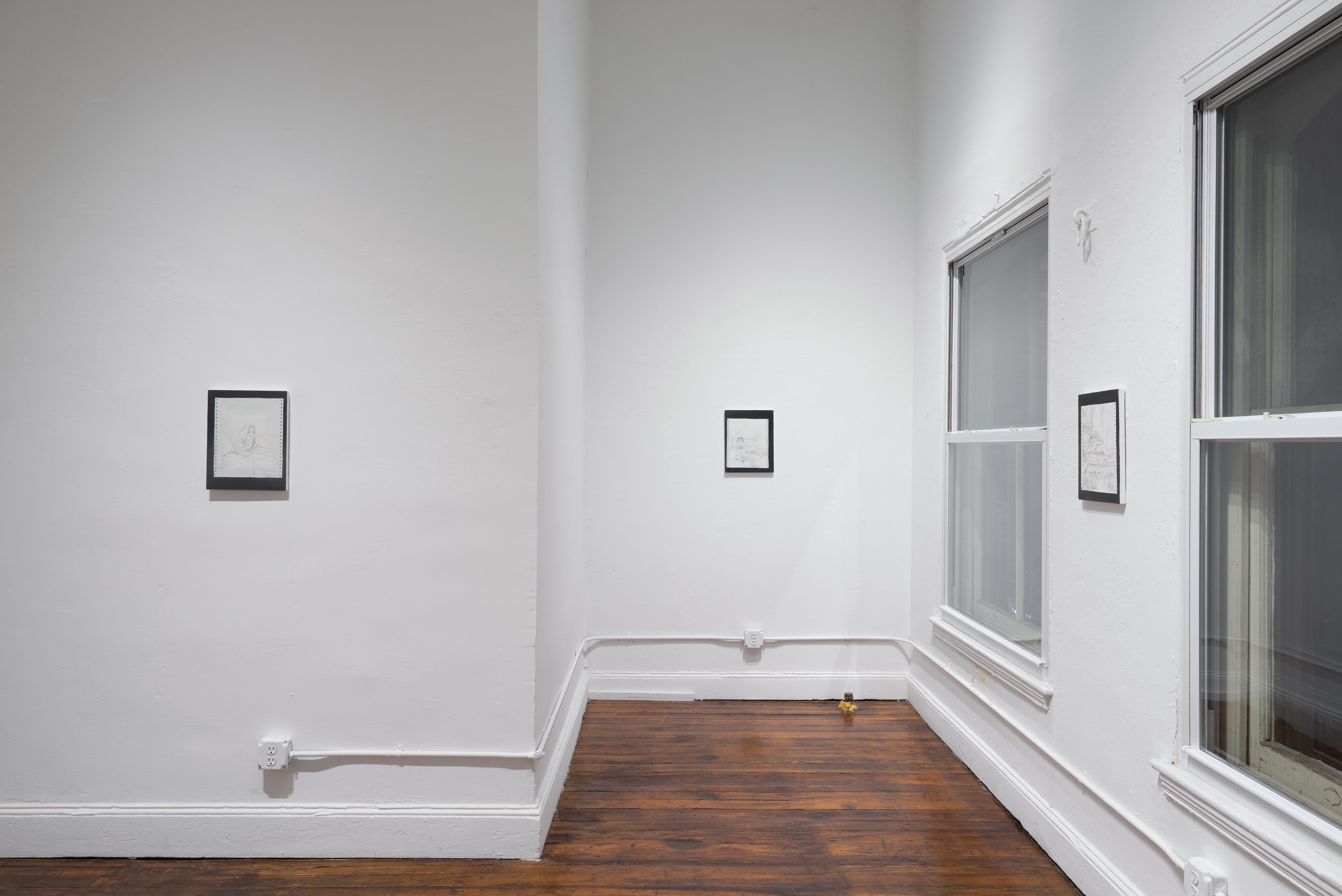 Imaginary Friend installation view