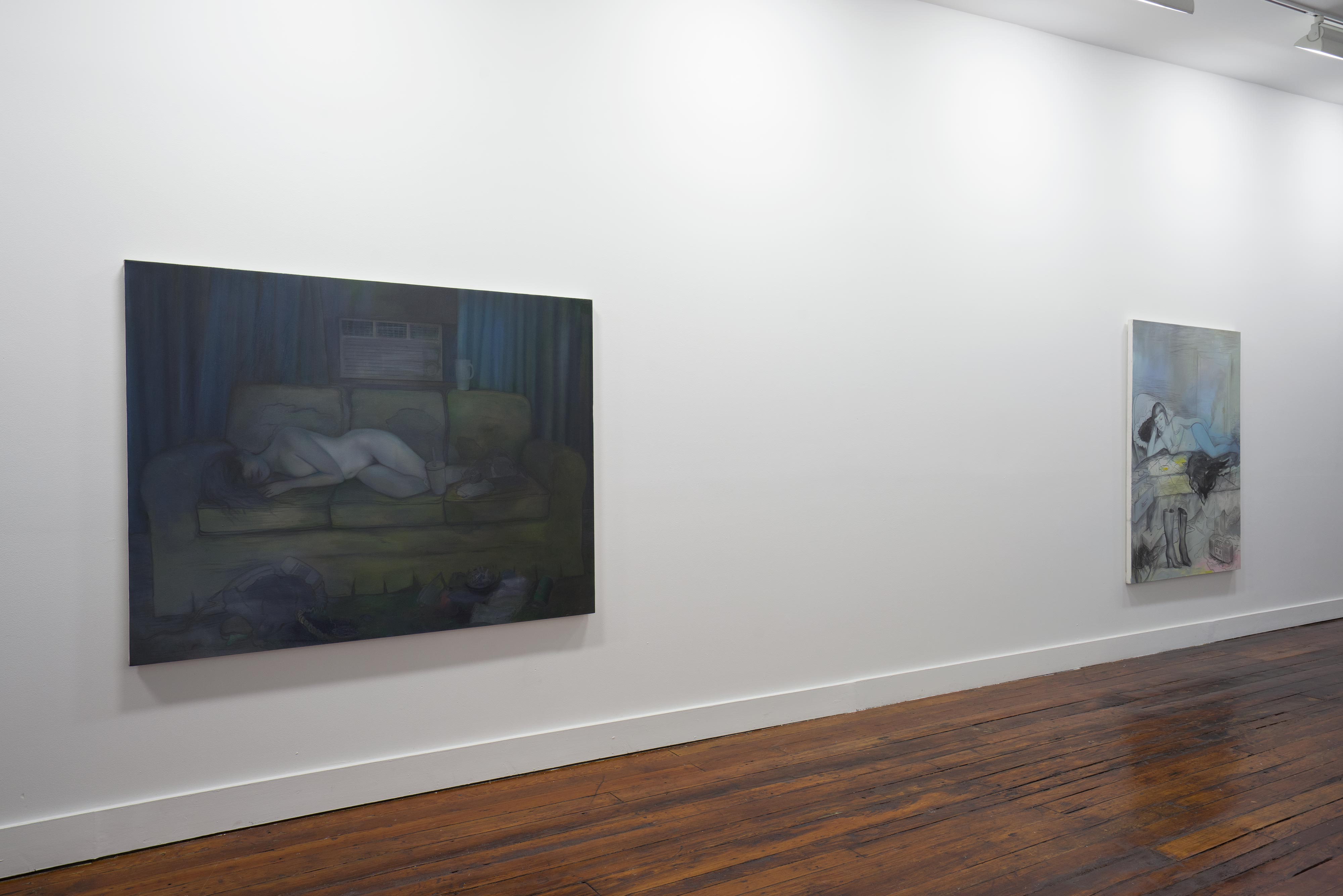 Imaginary Friend installation view