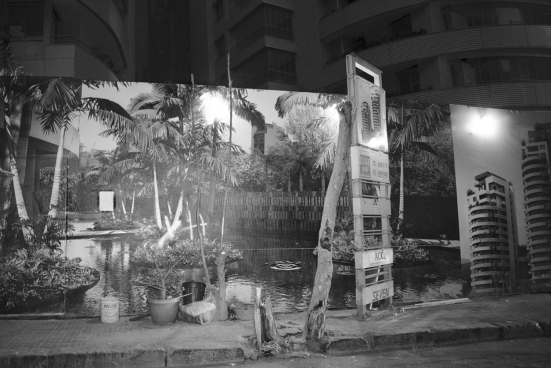 Manal Abu-Shaheen<br>Ripple. Beirut, Lebanon<br>2016<br>Archival fiber inkjet print mounted on aluminum<br>16 x 24 in