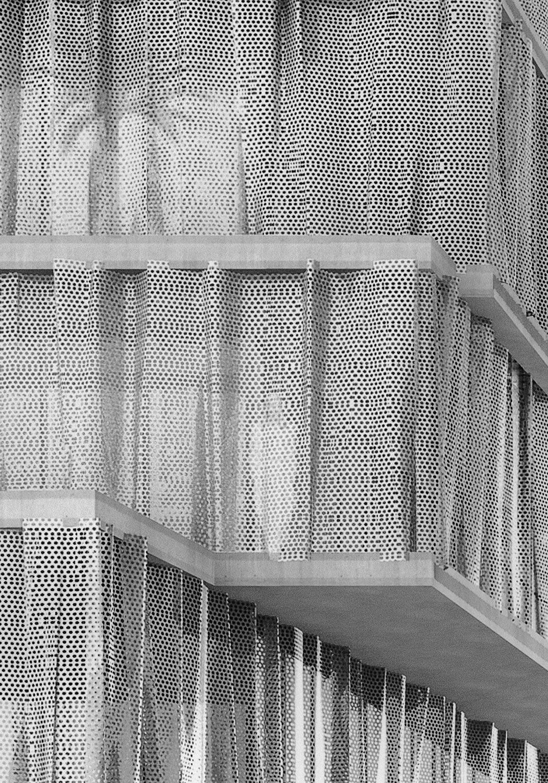 Manal Abu-Shaheen<br>Beirut Render #1<br>2017<br>Archival fiber inkjet print in artist frame<br>10.5 x 15 in