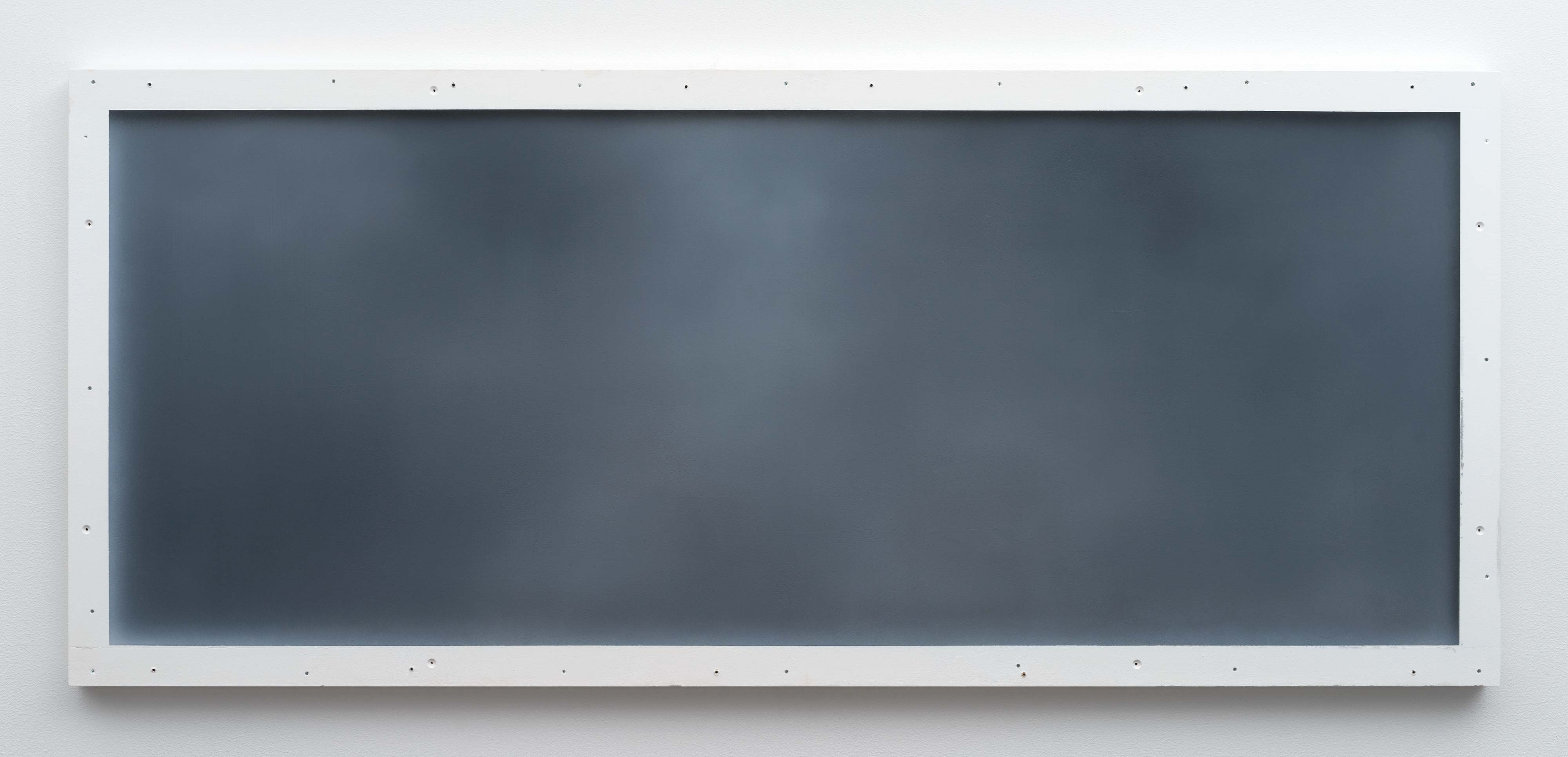 Christopher Page<br>Nocturne (I)<br>2016<br>oil and acrylic on panel<br>23.6 x 54.3 in (60 x 138 cm)