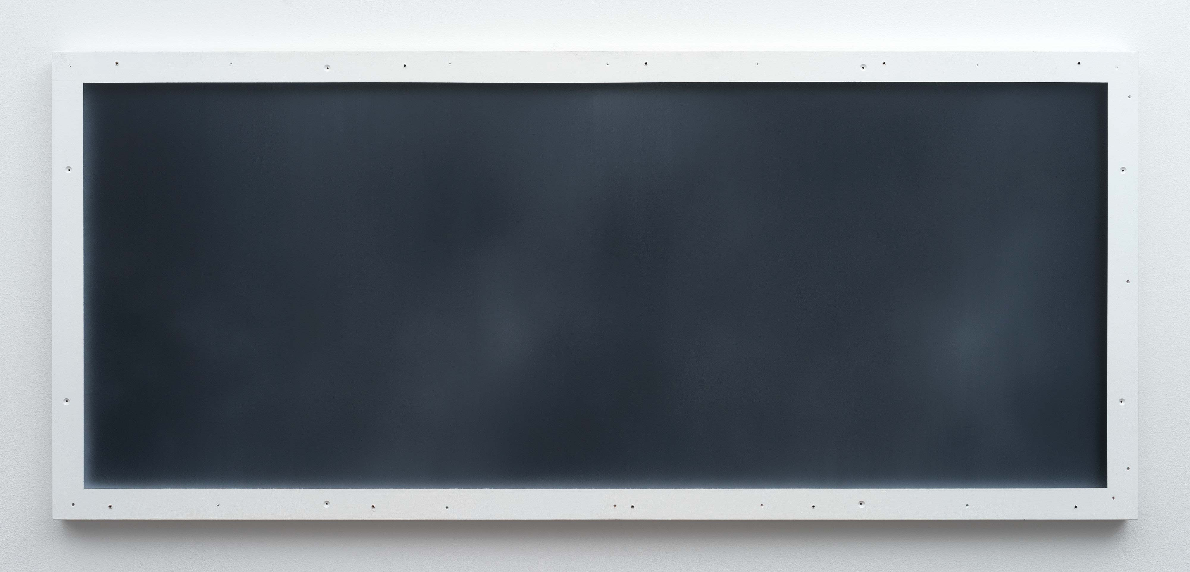 Christopher Page<br>Nocturne (II)<br>2016<br>Oil and acrylic on panel<br>23.6 x 54.3 in (60 x 138 cm)
