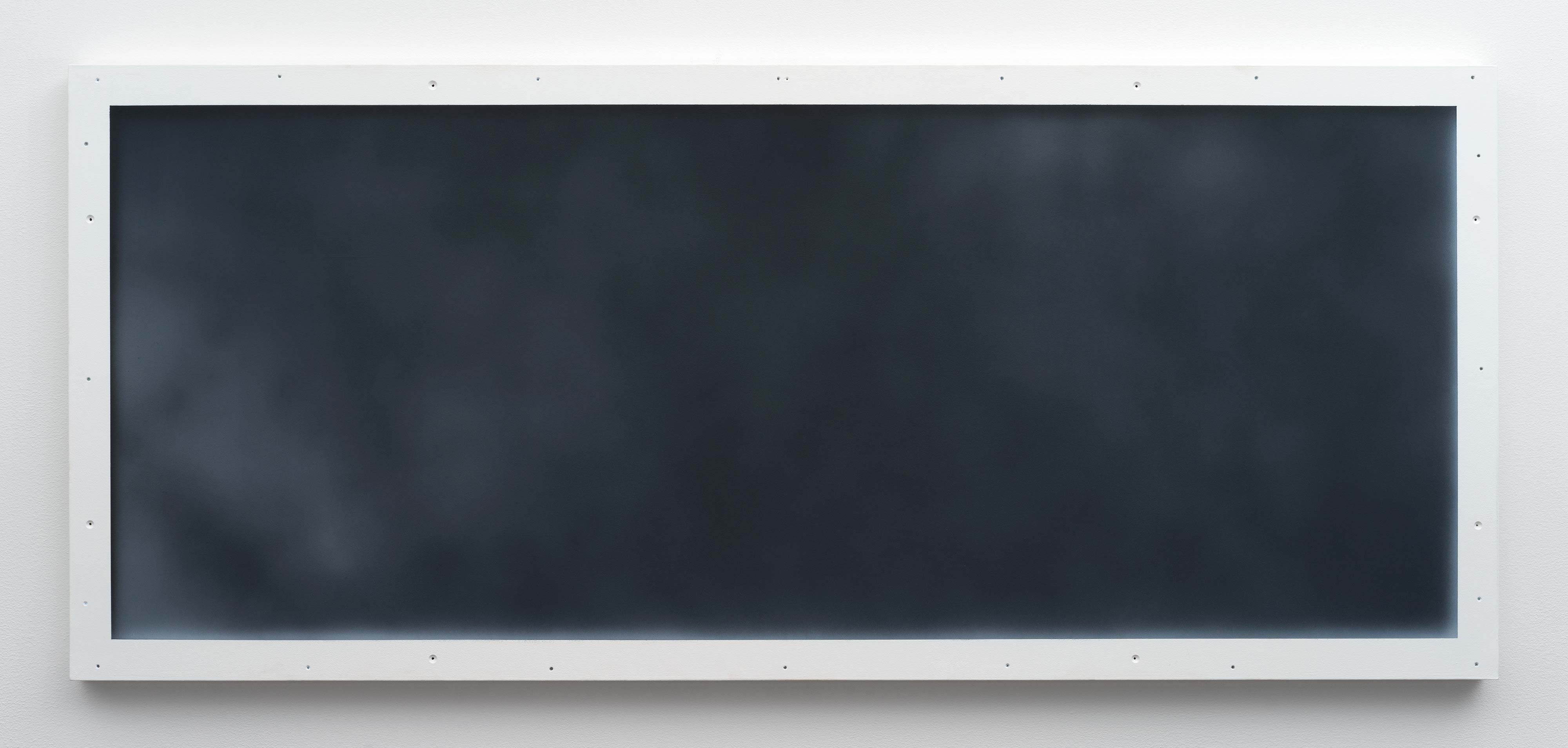 Christopher Page<br>Noctunre (IX)<br>2016<br>oil and acrylic on panel<br>23.6 x 54.3 in (60 x 138 cm)